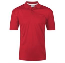 Golfers - Mens Bayside Golf Shirt