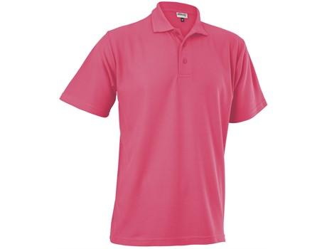 Altitude Basic Pique Gents Golfer in Navy Code BBM01