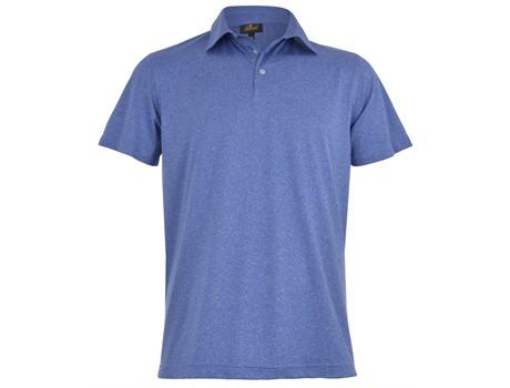 Altitude Mens Beckham Golf Shirt in blue Code ALT-BKM
