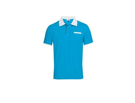 Altitude caliber gents golfer in black / white Code CBR01