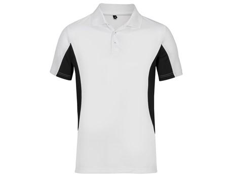 Altitude Kids Championship Golf Shirt in White Code ALT-CPGK