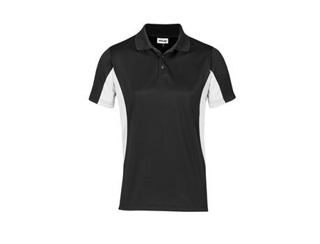 Altitude Mens Championship Golf Shirt in black Code ALT-CPGM