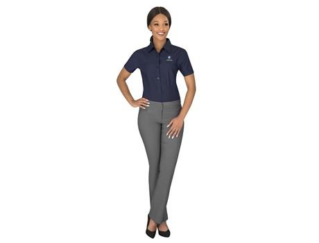 Ladies Short Sleeve Empire Shirt Johannesburg