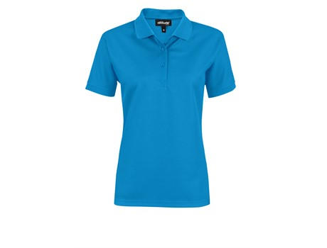 Ladies Exhibit Golf Shirt Johannesburg