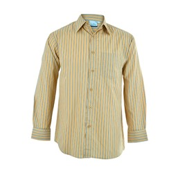 Finlay Long Sleeve Shirt  Stone Only