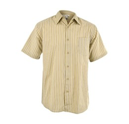 Finlay Short Sleeve Shirt  Stone Only