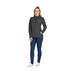 Ladies Oslo Micro Fleece Jacket