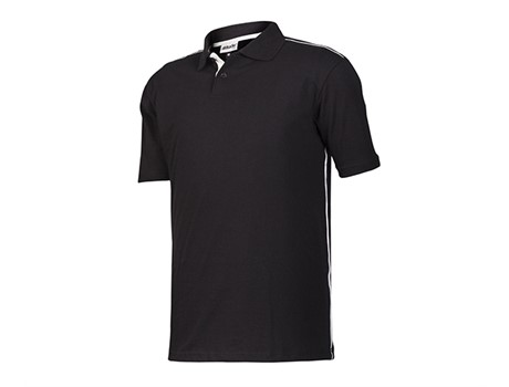Altitude galway gents golfer in black / white Code GWM01