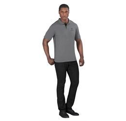 Golfers - Mens Galway Golf Shirt