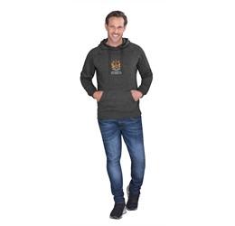 Mens Harvard Heavyweight Hooded Sweater