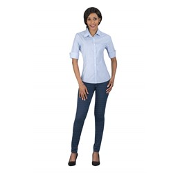 Ladies 3/4 Sleeve Duke Shirt