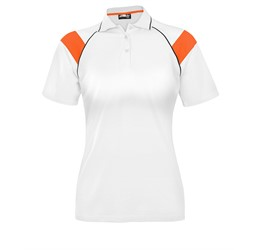 Golfers - Ladies Score Golf Shirt