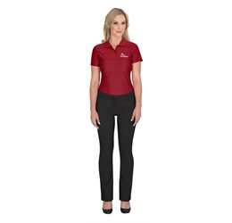 Golfers - Ladies Milan Golf Shirt