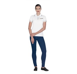 Ladies Osaka Golf Shirt