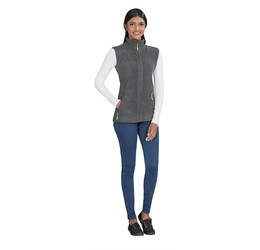 Ladies Oslo Fleece Bodywarmer