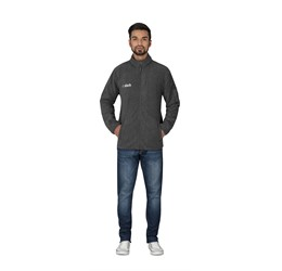 Mens Oslo Micro Fleece Jacket