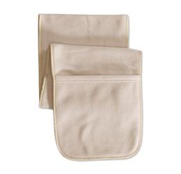 Polar Fleece Scarf With Pockets