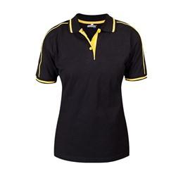 Golfers - Prime Ladies Golfer  Orange