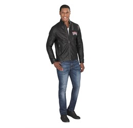 Mens Rally Jacket