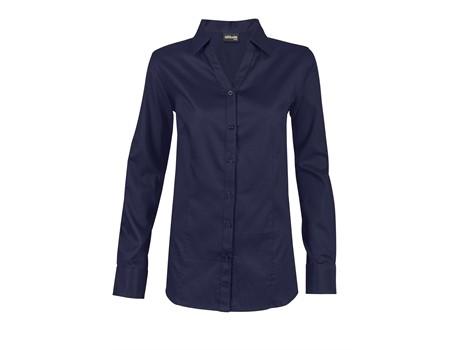 Ladies Long Sleeve Seattle Twill Shirt Johannesburg