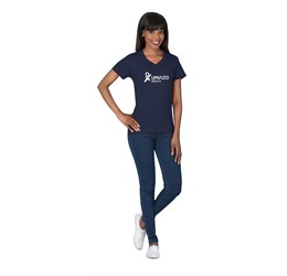 Ladies Vital 160 VNeck TShirt