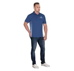 Mens Zeus Golf Shirt