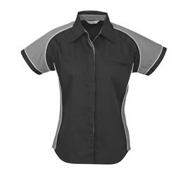 Ladies Nitro Pitt Shirt  Grey Only