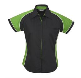 Ladies Nitro Pitt Shirt  Lime Only