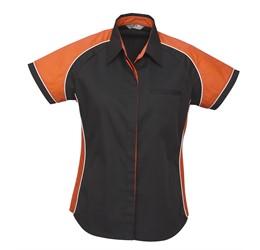 Ladies Nitro Pitt Shirt  Orange Only