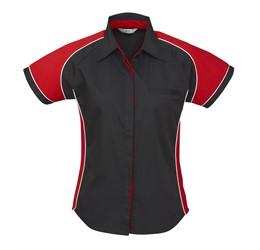 Ladies Nitro Pitt Shirt  Red Only