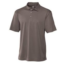 Mens Genre Golf Shirt  Brown Only