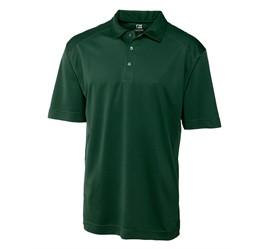 Mens Genre Golf Shirt  Green Only