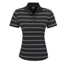 Golfers - Ladies Hawthorne Golf Shirt  Black Only