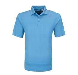 Mens Sullivan Golf Shirt  Light Blue Only