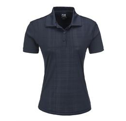 Ladies Sullivan Golf Shirt  Navy Only