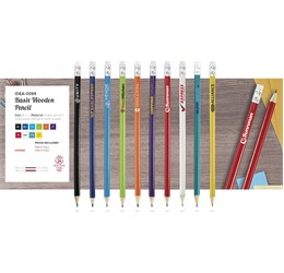 Basix Wooden Pencil