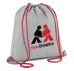 Tupac Drawstring Bag  Red Only