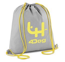 Tupac Drawstring Bag  Yellow Only