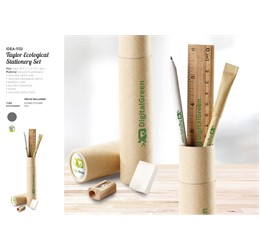 Eco Stationery Set