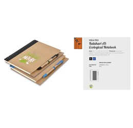 Kalahari A5 Ecological Notebook