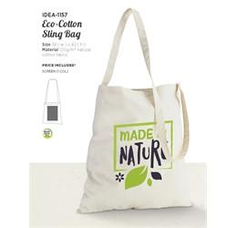 Ecocotton Sling Bag