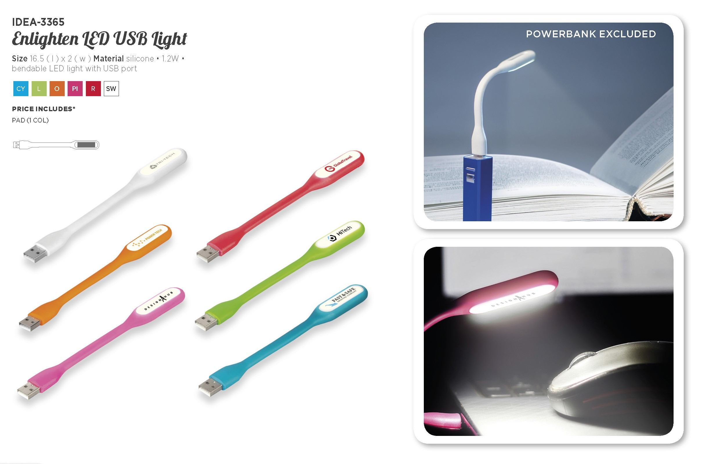 Product: LED USB Light