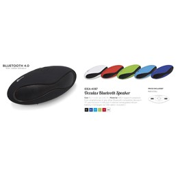 Occulas Bluetooth Speaker