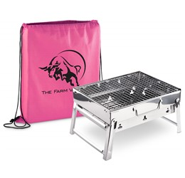 Bosveld Braai Set  Pink Only