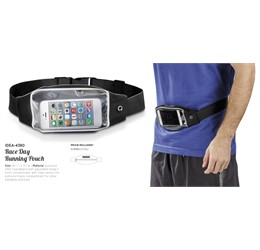 Race Day Running Pouch
