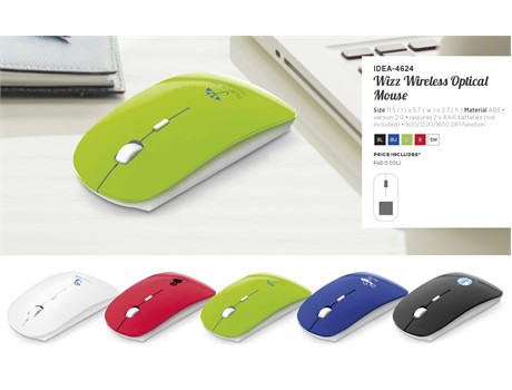 Wizz Wireless Mouse