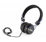 Aztec Wired Headphones Blue