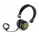 Aztec Wired Headphones Lime