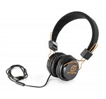 Aztec Wired Headphones Orange