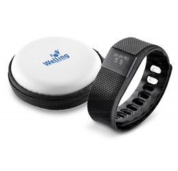 Kinetic Smart Watch  Solid White